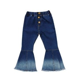 The New Class Margherita Denim Bell Bottom