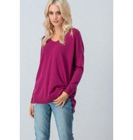 Hi-Lo Tunic Sweater