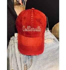 SIU Custom Collierville Adult Baseball Hat