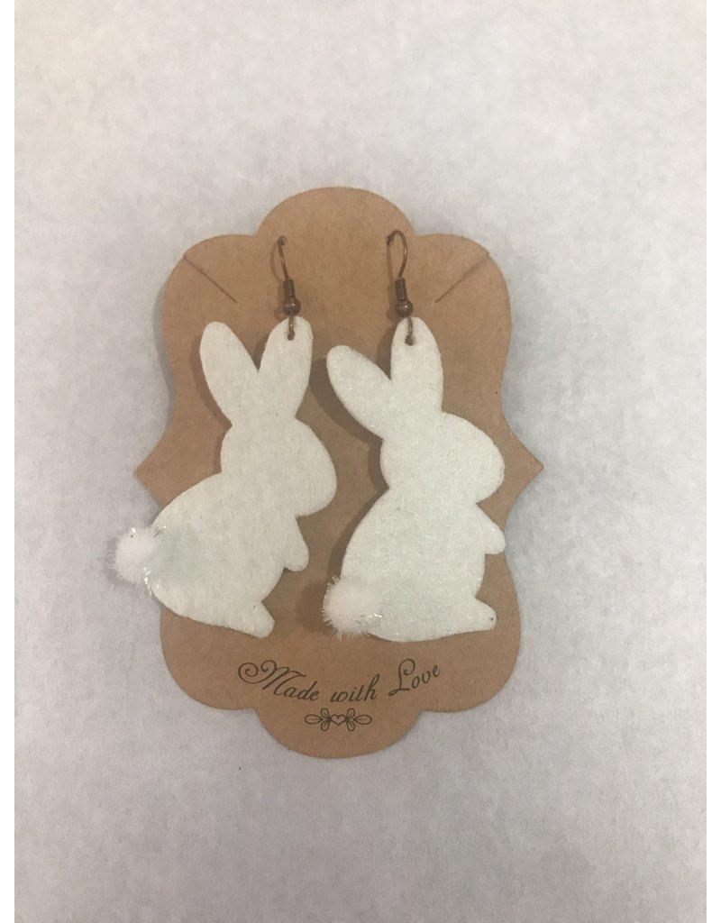 Graceful Designs Graceful Designs Bunny Earrings