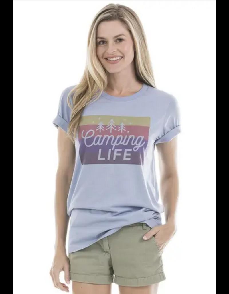 Katydid Camping Life T shirt