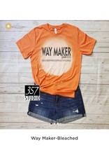 357 Studio Way Maker Bleached Tee
