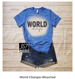 357 Studio World Changer Bleached Tee