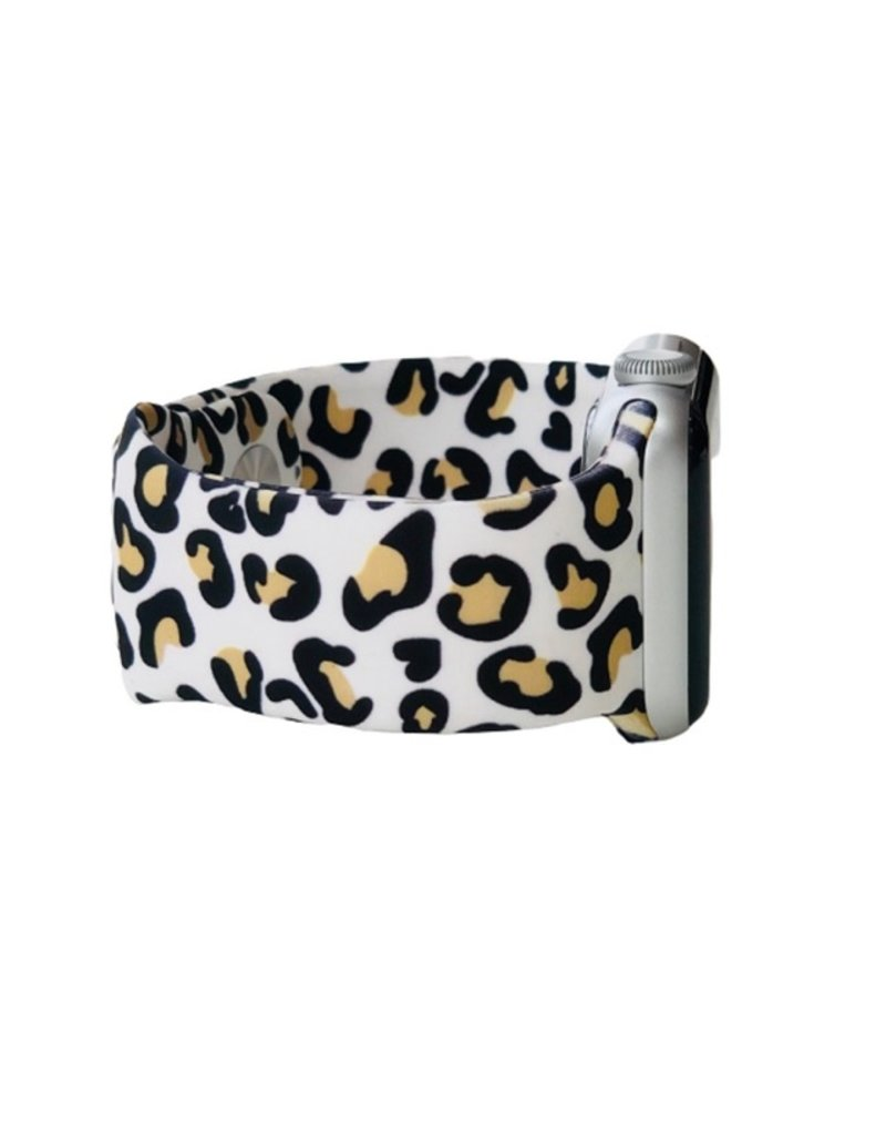 Prissy Plates Gifts & More Cheetah Apple Watch Band