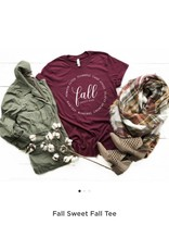 FAMS Design Fall Sweet Fall t-shirt