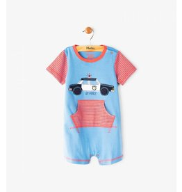 Hatley On Patrol Mini Romper