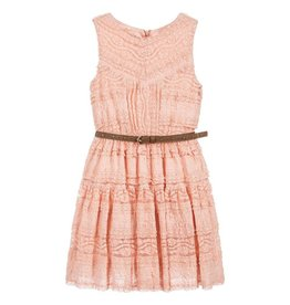 Mayoral USA 6946 Knit Lace Dress