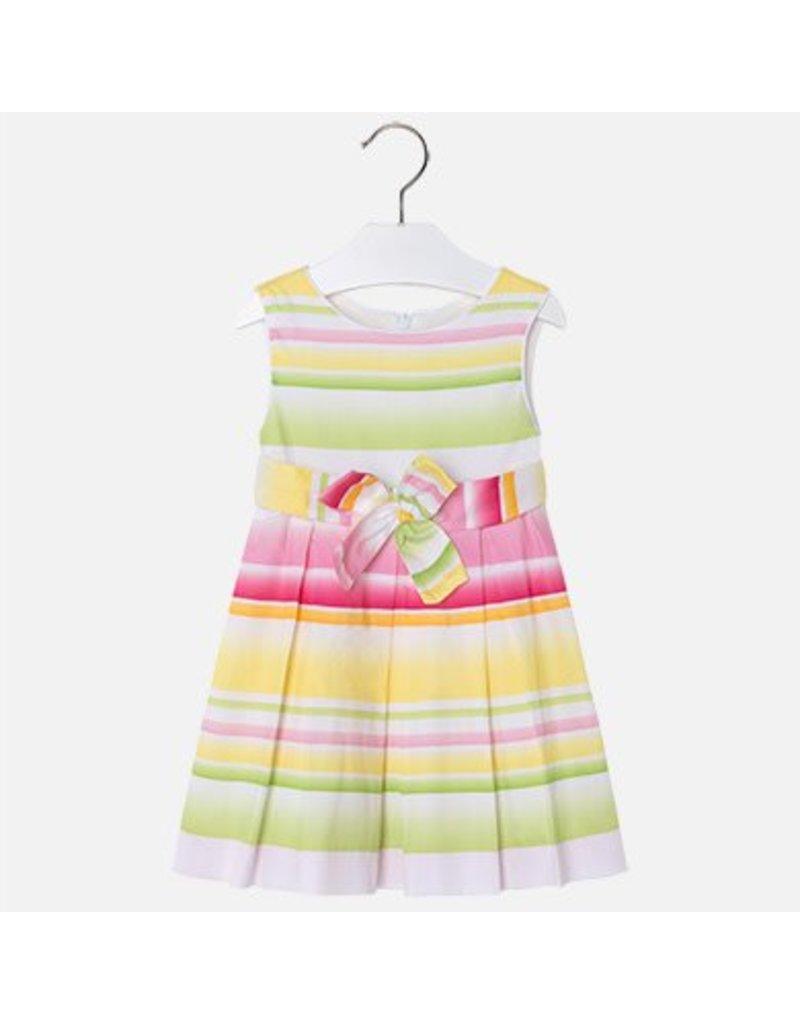 Mayoral USA 3950 Bow Dress