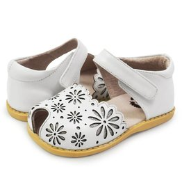 Livie & Luca Carmen Bright White Sandal