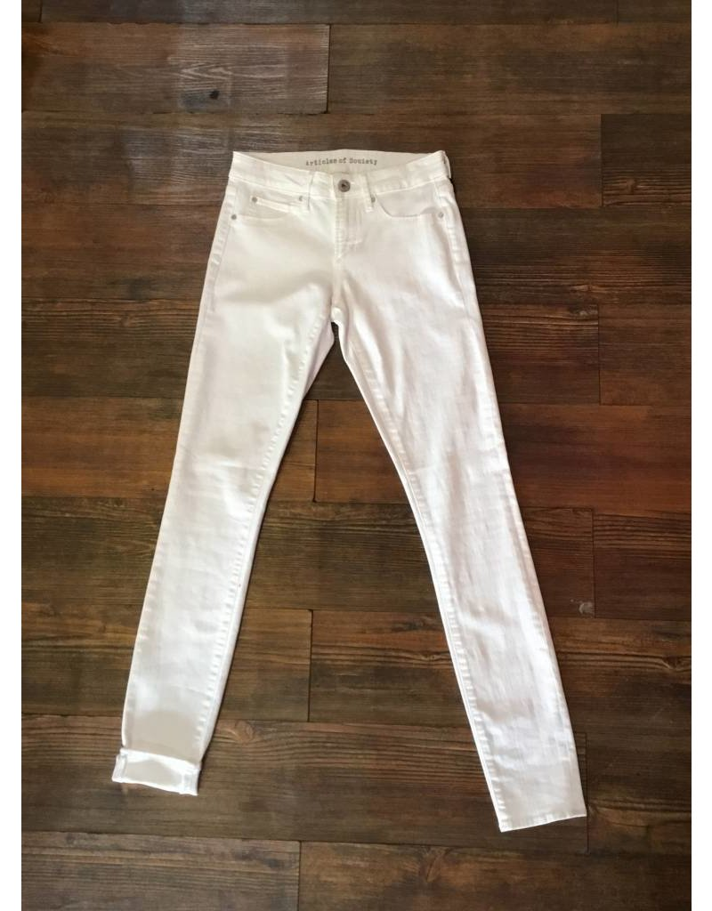 Articles of Society Ankle length skinny jean
