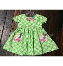 Little Miss Marmalade Unicornland Beehive Dress