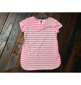 deux par deux Striped T shirt