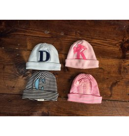 Mud Pie Initial hats