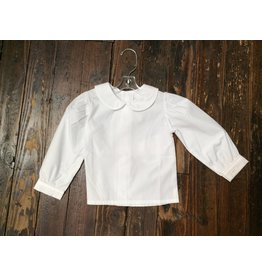 Remember Nguyen Peter Pan white shirt L/S