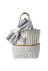 Mud Pie Big bundle tote