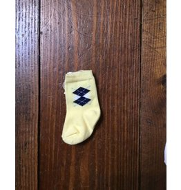 Baby Ganz Infant boy yellow socks