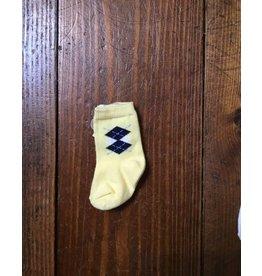 Baby Ganz Infant boy yellow socks