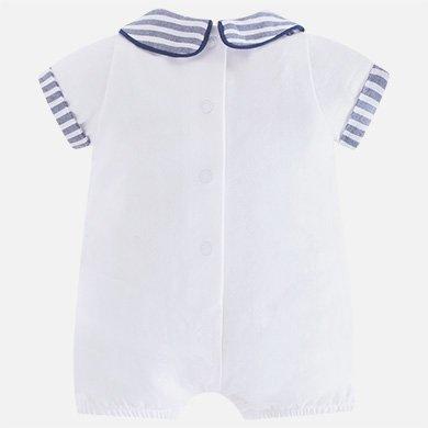 Mayoral 1622 Sailor Knit romper