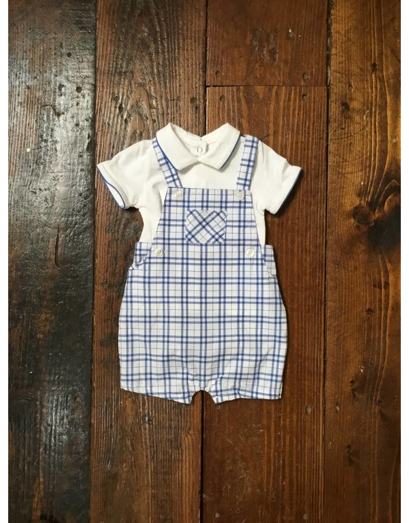 Mayoral USA 1672 Romper Set