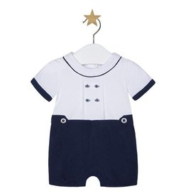 Mayoral Sailor romper