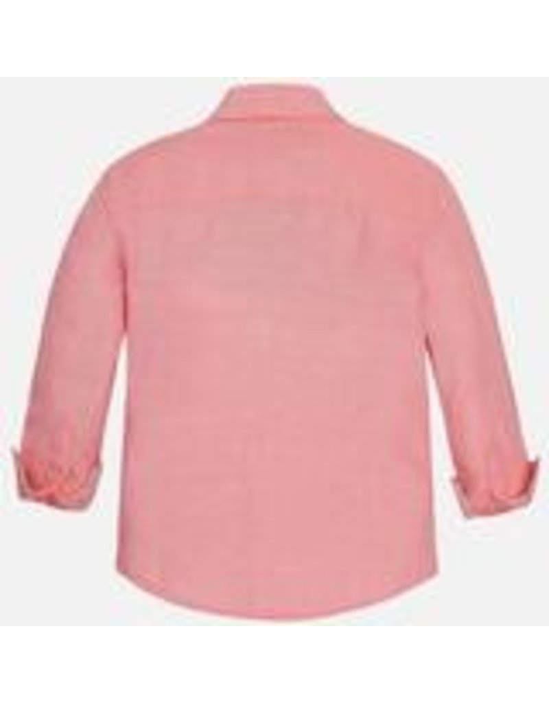 Mayoral 117 Linen shirt