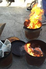 Raku Intensive with Lenny Larson and The Clay Yard