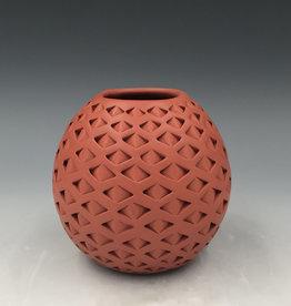 Michael Wisner Medium Red