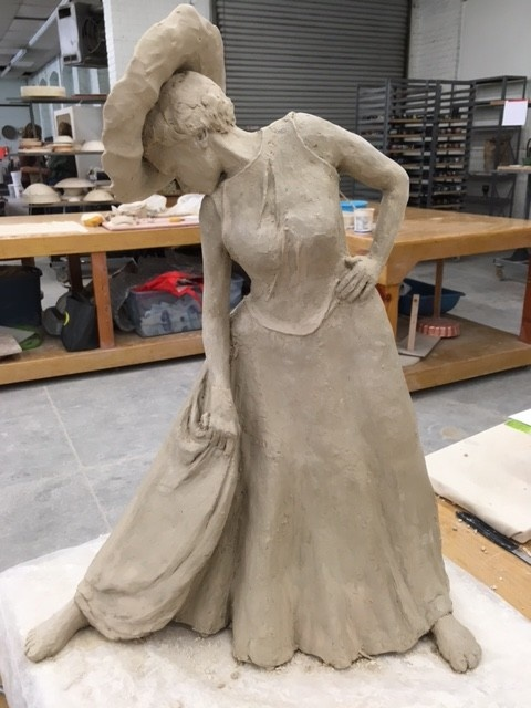 Sculpture - Wednesdays & Fridays - Fall.19