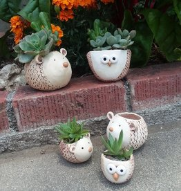 Coffee & Clay -  September 24th - Animal Planters