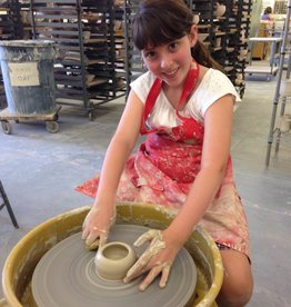 Pottery & Sculpture for Kids! Fall 19