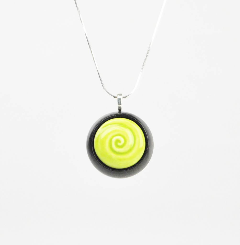 Studio Evans Spiral-Light Green
