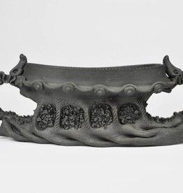 Stephen L. Horn Black Clay Vessel