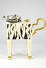 Andy Titcomb Zebra teapot