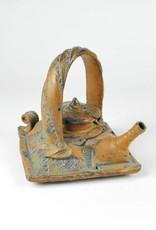 Wayne Cardinalli Pig Tail, Teapot
