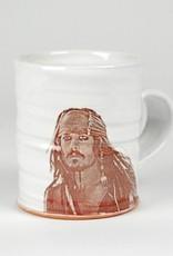 Justin Rothshank Face Mug- Jack Sparrow Icon