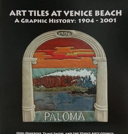 Art Tiles at Venice Beach