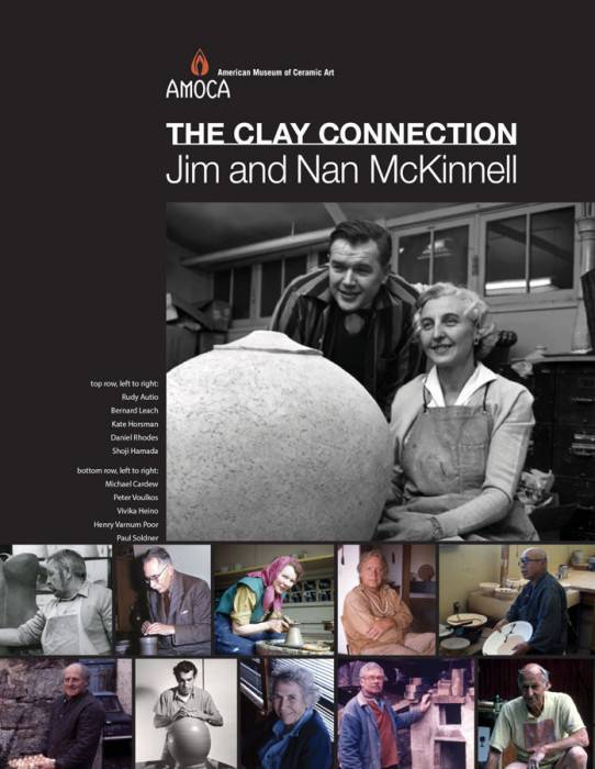 AMOCA The Clay Connection: Jim and Nan McKinnell