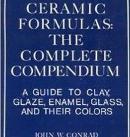 Ceramics Formulas: The Complete Compendium