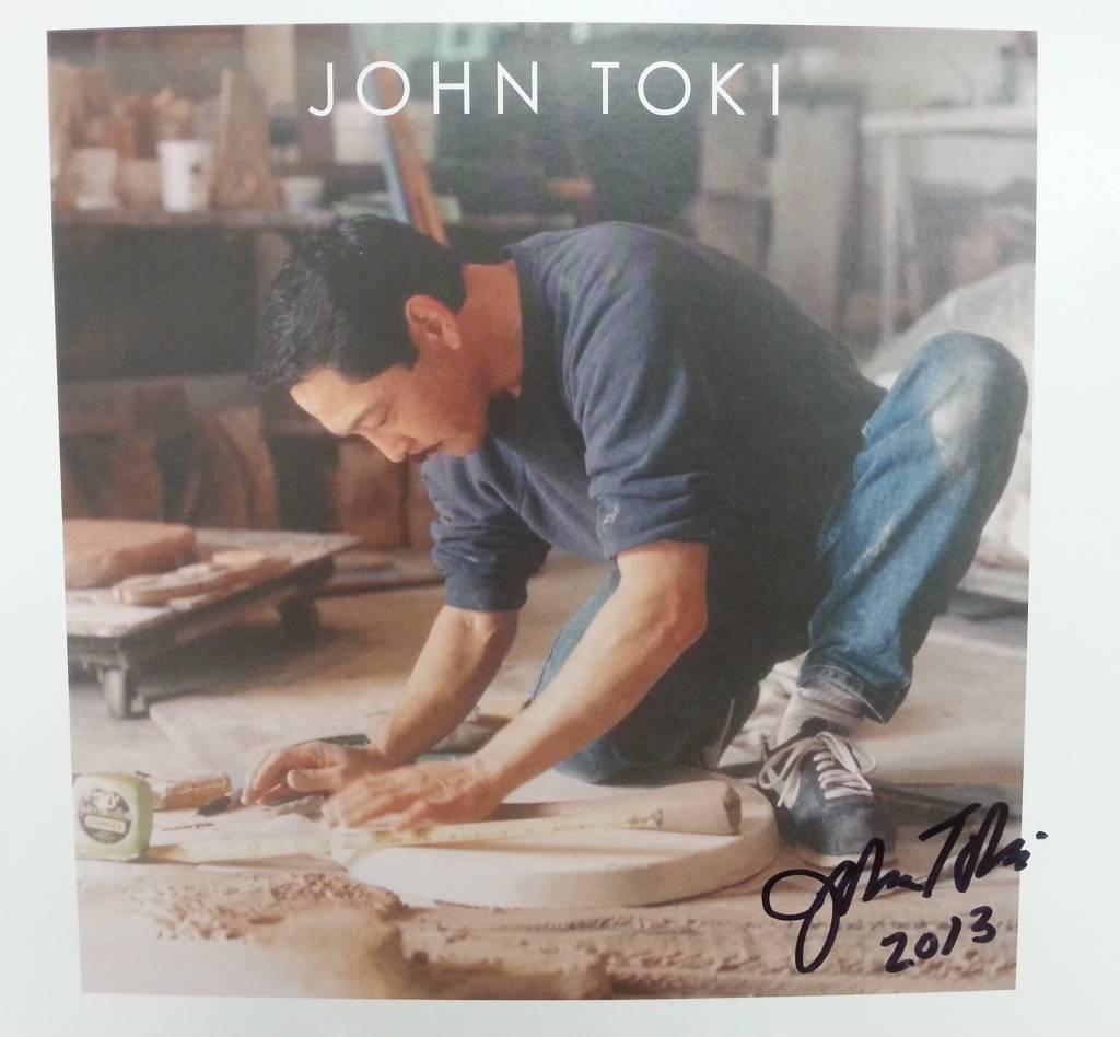 John Toki:Book