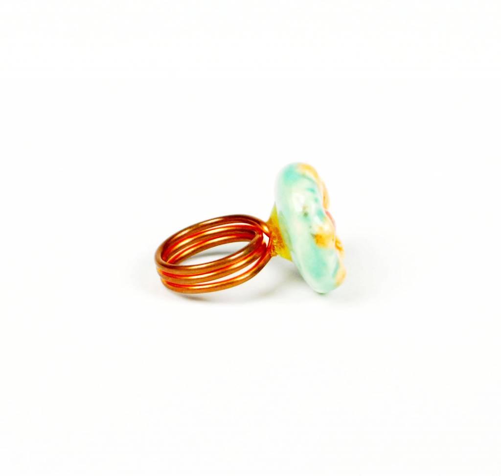 Gaea Cannaday Ring, Daisy, HP