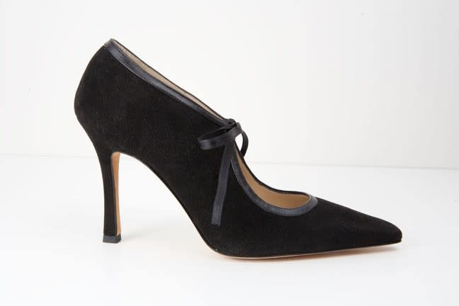 DANDY SUEDE BLACK
