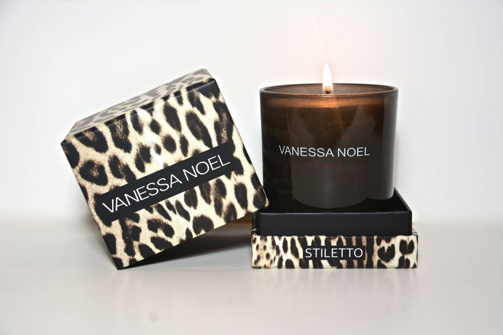 STILETTO SCENTED CANDLE