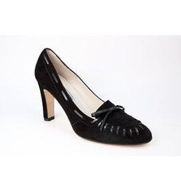 VANESSA NOEL 5986 SUEDE BLACK