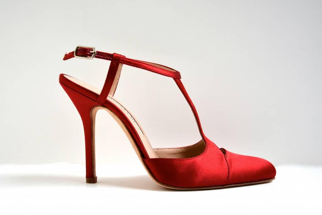 APERITIF SATIN RED