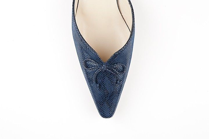 BELL FLAT SUEDE NAVY