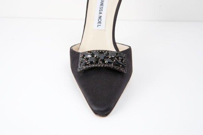 VANESSA NOEL CAPER BLACK