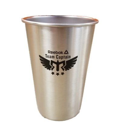 Ragnar Captain Steel Pint