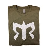 Men's Distressed Ragnar Logo Tee