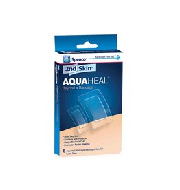 Spenco 2nd Skin AquaHeal - 6 count
