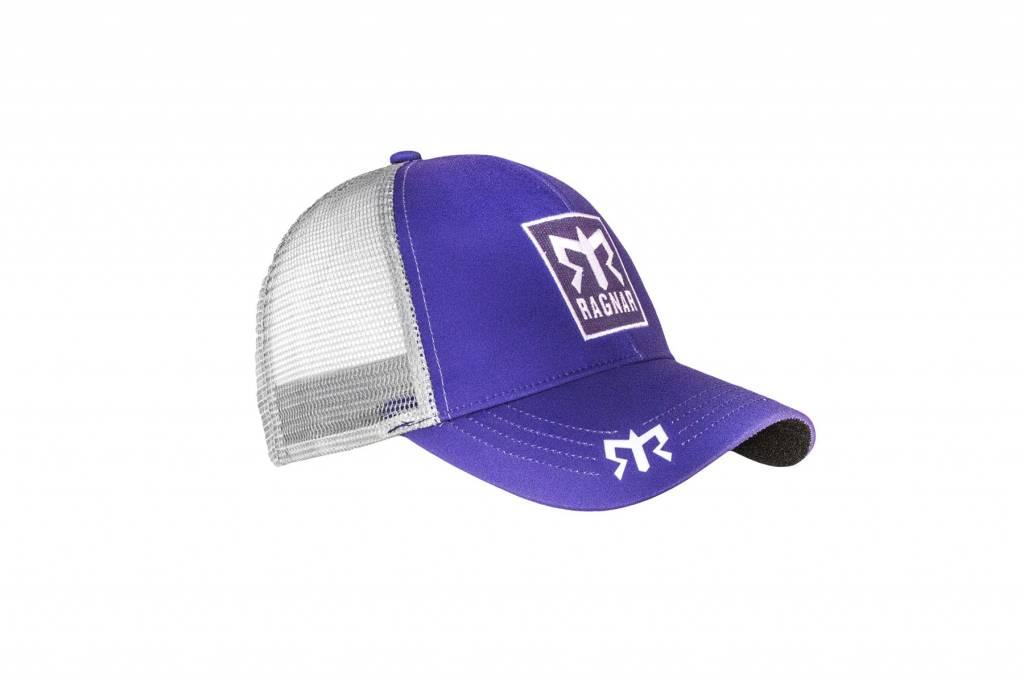 Women's Ragnar Technical Trucker Hat (Purple)